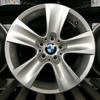 Set 4 jante noi originale BMW Seria 5 F10 17″
