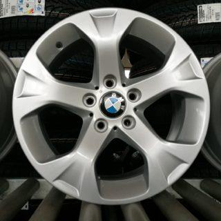 Set 4 jante noi originale BMW X1 17″