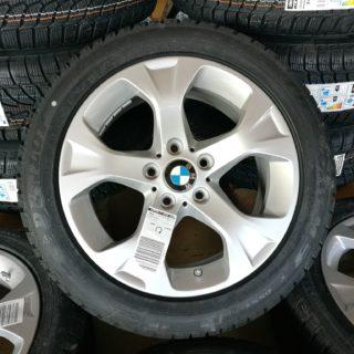 Set 4 roti originale BMW 17″