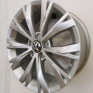 Set 4 jante noi originale VW Golf Jetta Passat Tiguan Touran Sharan 17″